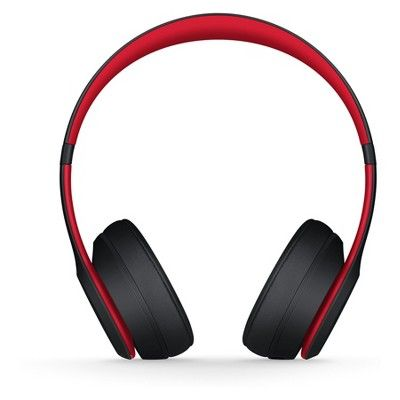Beats Solo3 Decade Collection Wireless On Ear Headphones Defiant Black Red Mrqc2ll A In Ear Headphones Wireless Headphones Headphones