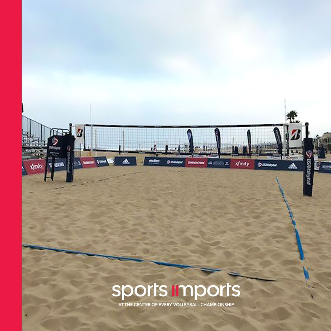 2018 Usav Collegiate Beach Volleyball Championship In Hermosa Beach California Usa Volleyball Volleyball Usa Volleyball Outdoor Volleyball Net