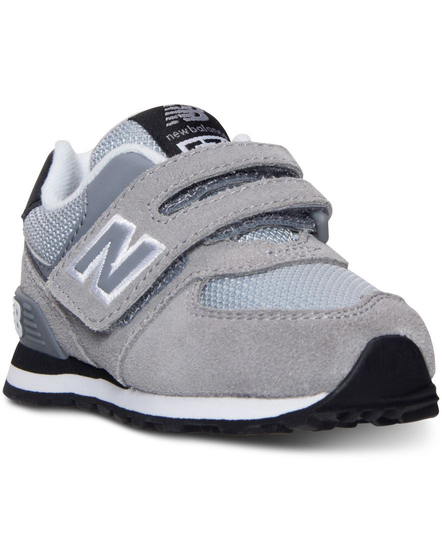 03cede11f4d New Balance Toddler Boys  574 Core Plus Velcro Casual Sneakers from Finish  Line