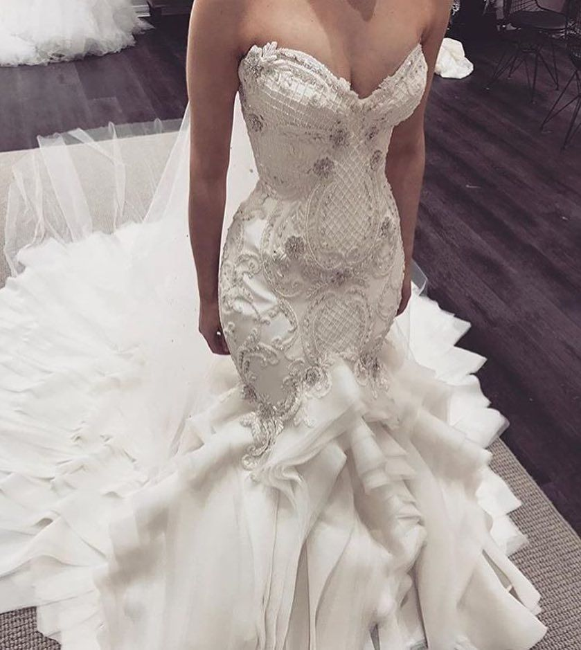 Designer Wedding Gowns For Less: Inspired Wedding Dresses And Recreations Of Couture