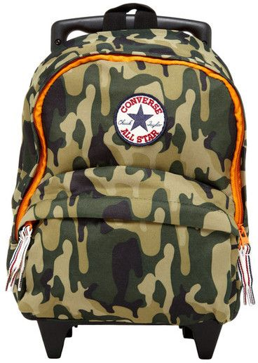 c1036a07efd3 Converse Camo Rolling Backpack