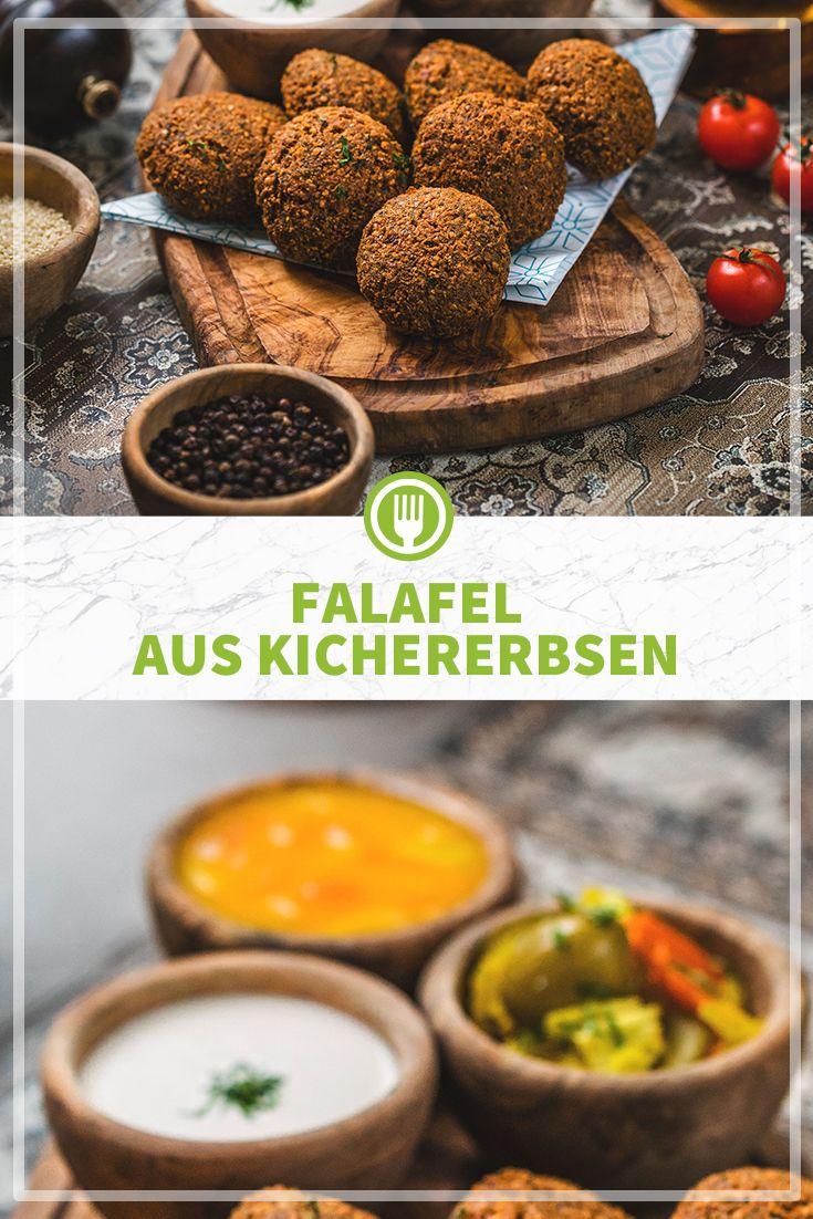 Photo of Falafel aus Kichererbsen