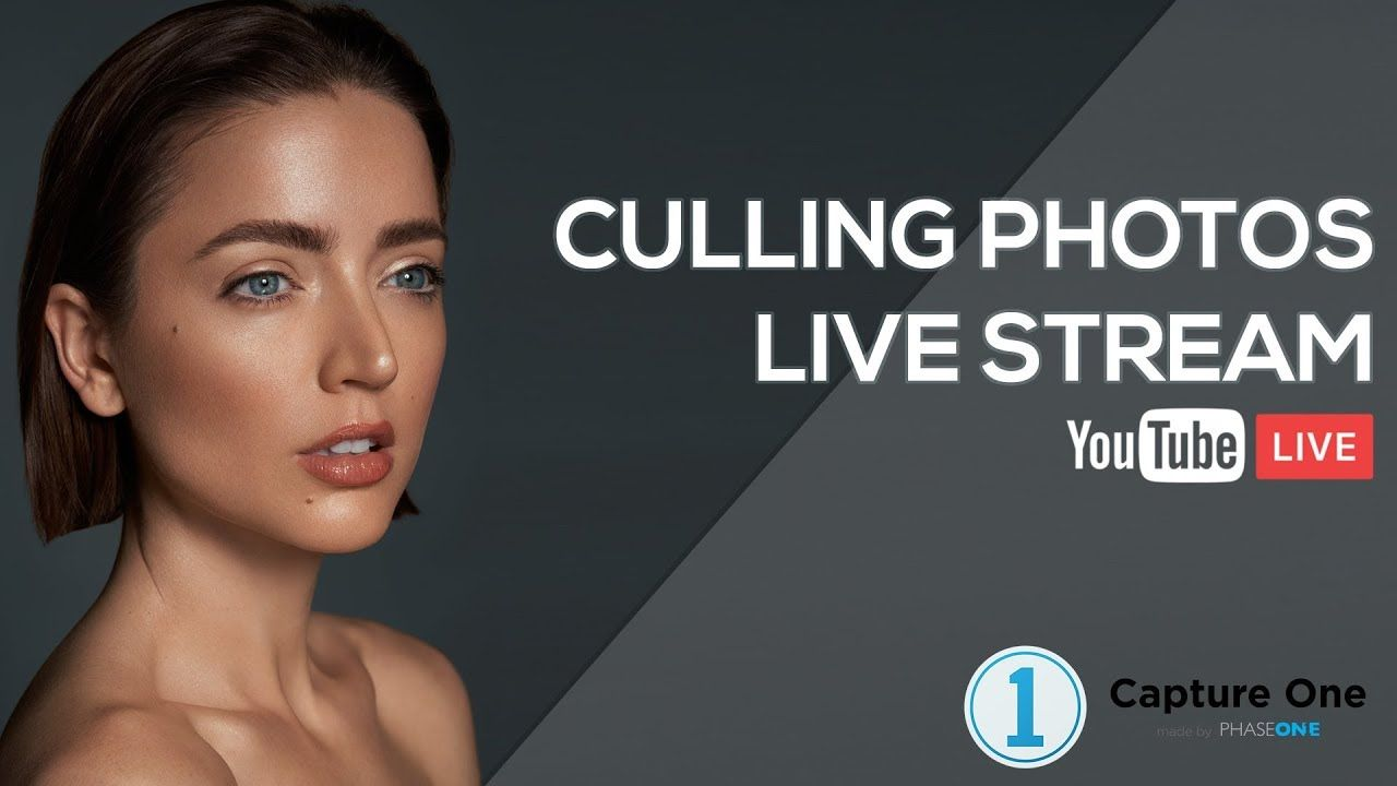 Culling Photos Live Stream How I Select Photos To Retouch Streaming Retouching Photo