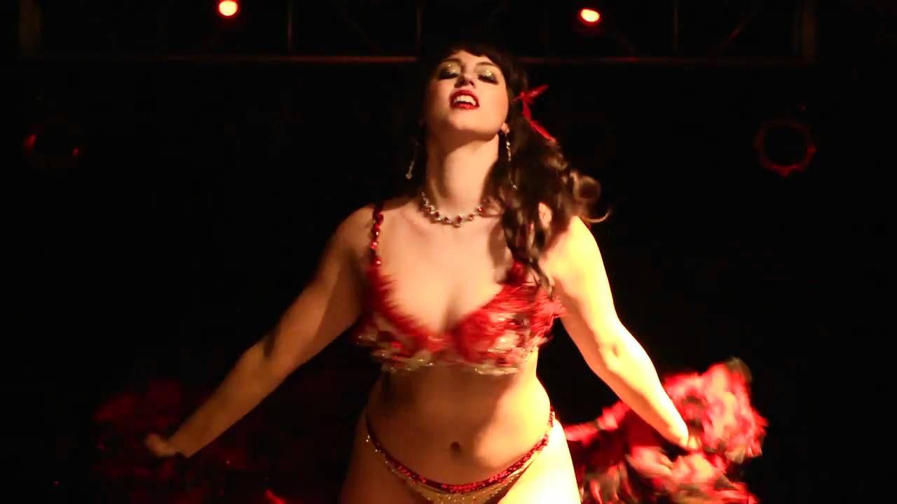 Ruby Revue   Ginger Valentine
