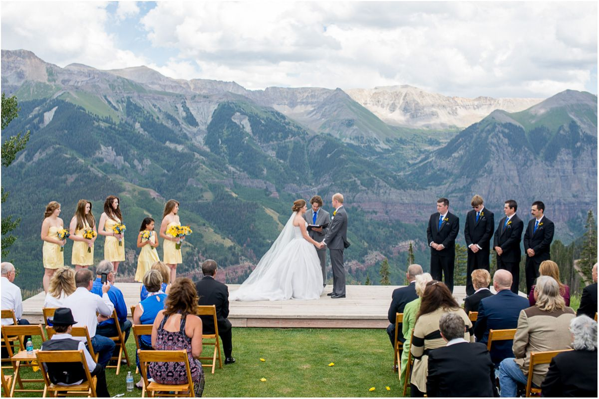 Telluride colorado wedding mountain wedding colorado wedding telluride colorado wedding mountain wedding colorado wedding san sophia overlook colorado wedding junglespirit Image collections