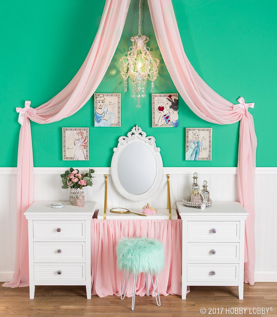 These Vintage Inspired Princess Prints Are The Perfect Addition To