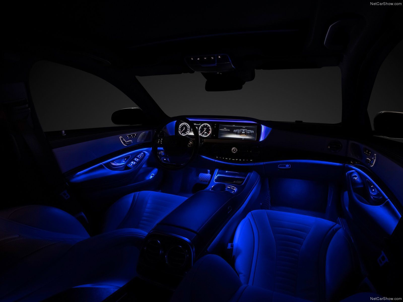 S Class Interior With Images Mercedes Interior Car Lights