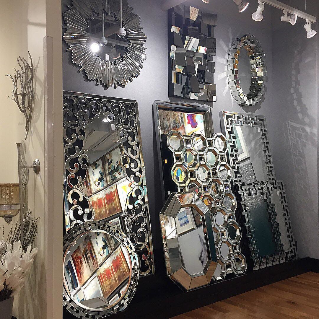 Our Stores Now Feature Mirror Galleries, Have You Checked