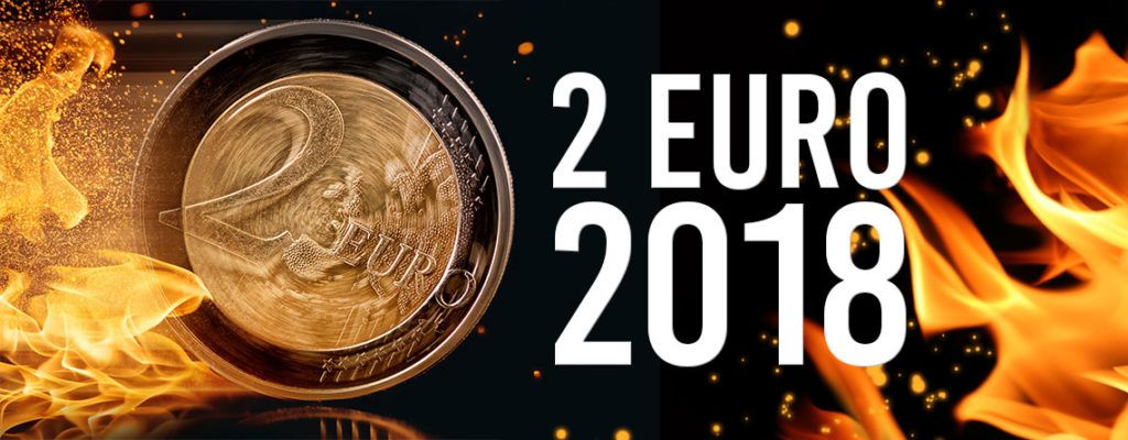 2 Euro Gedenkmunzen 2018 Munzbilder Und Informationen Zu Den
