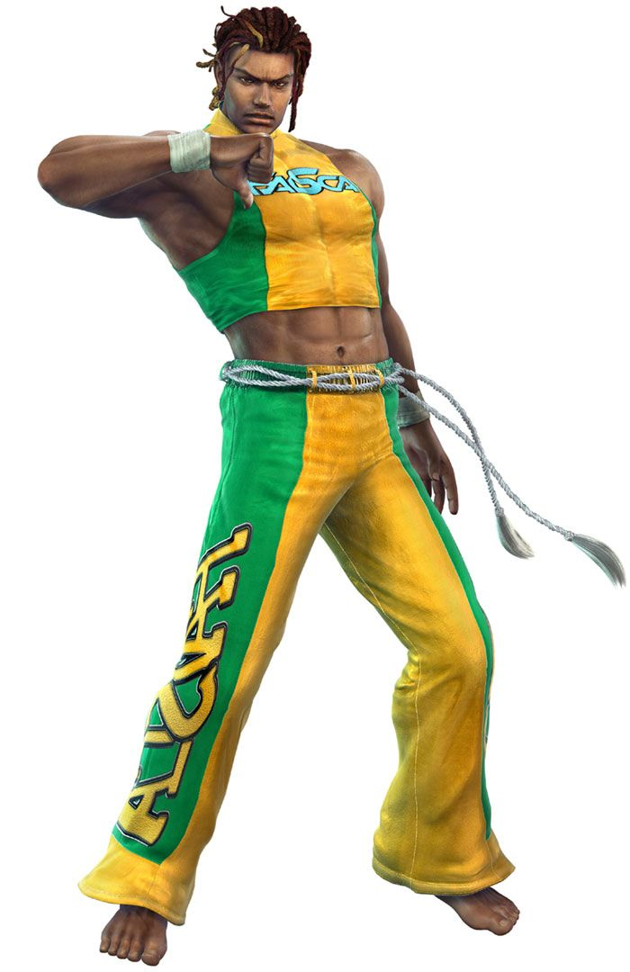 Download Eddy Gordo Tekken 6