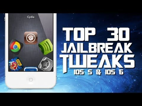 Top 30 Best Cydia Apps & Tweaks Of 2013 For iPhone, iPod