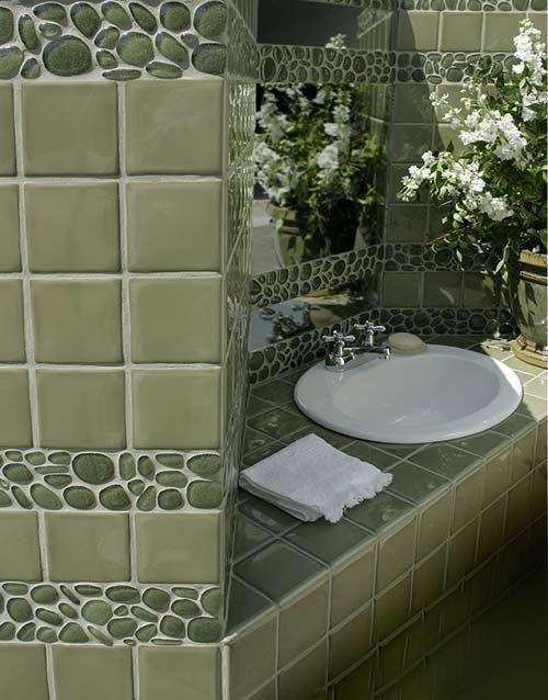 Interstyle Ceramic & Glass Tile - Agates