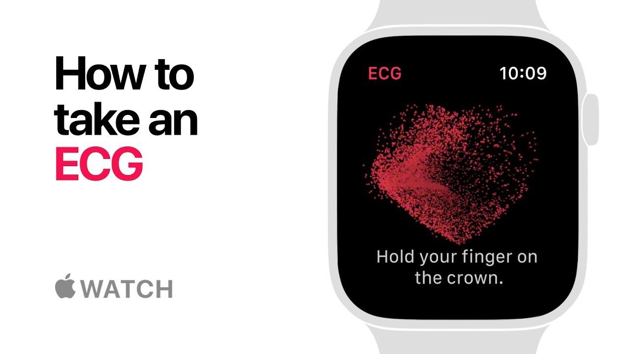 Apple Watch Series 4 — How to take an ECG — Apple (With