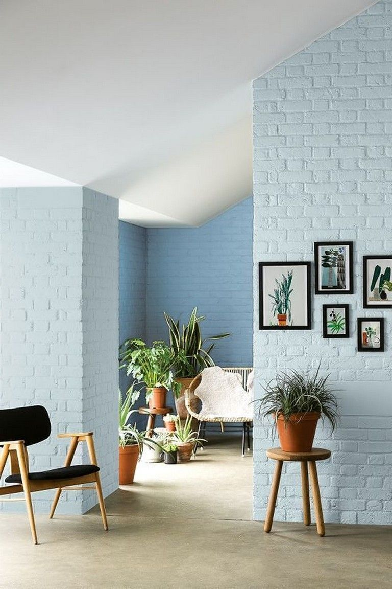 10 Best Interior Brick Wall Paint Ideas For A Stylish Look Brick
