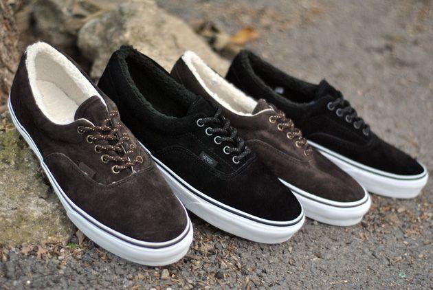 VANS ERA FLEECE - DISPONIBLES - Sneakers.fr | Chaussures vans ...