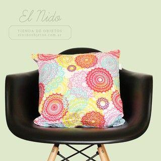 #almohadones #homedeco #livingdeco #cushion #perfectdesign #elnidoobjetos