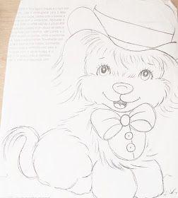 Desenhos para pintar em fraldas , menino e meninas, para bebês. infantil . artesanato