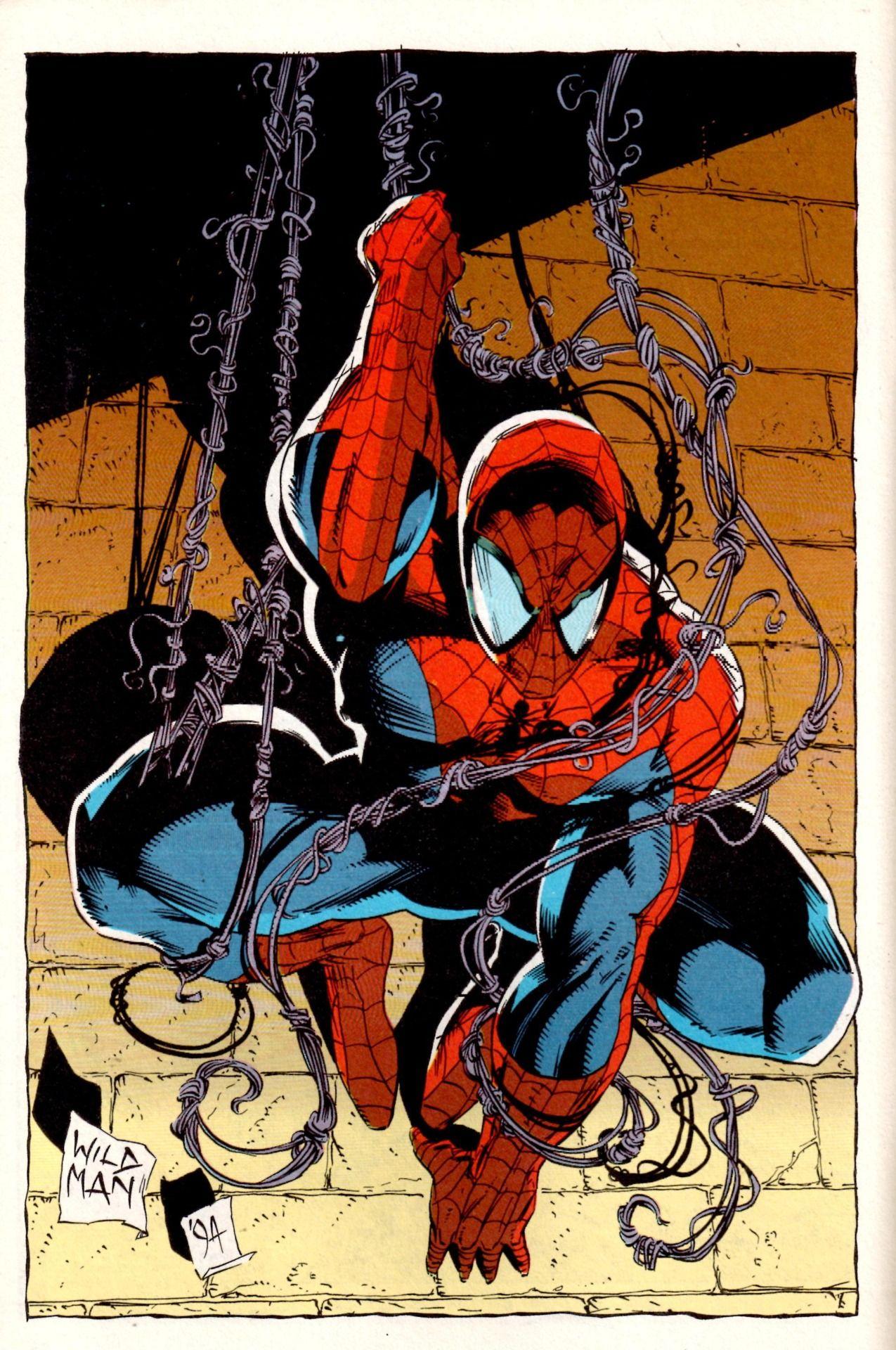 #Spiderman #Fan #Art. (Spiderman) By: Todd McFarlane. (THE * 5 * STAR * AWARD * OF * ÅWESOMENESS!!!™)