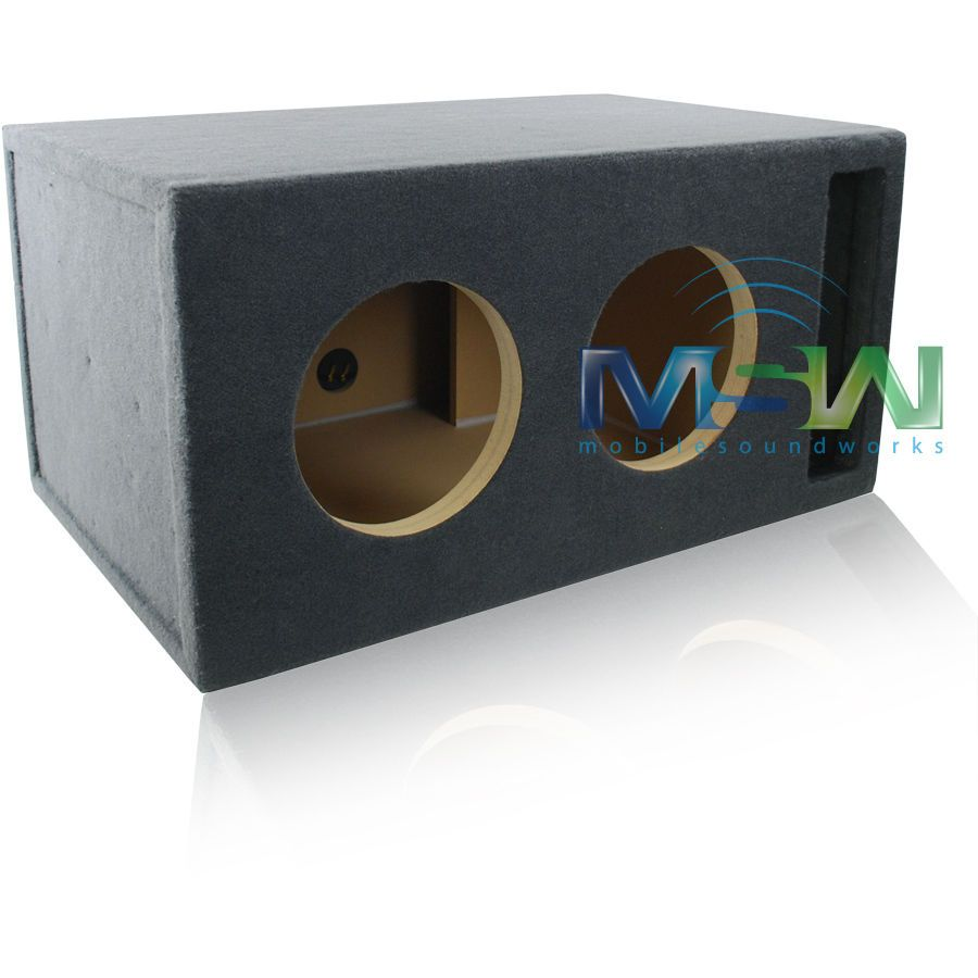 Opinion on the box. Subwoofer box design, Subwoofer box