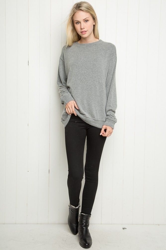 Brandy ♥ Melville | Erica Sweater - Just In