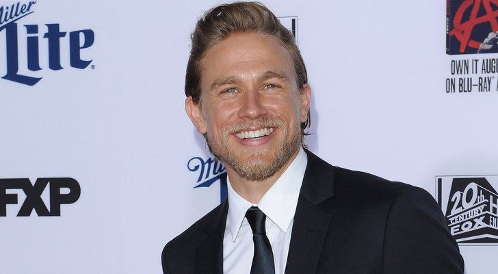 Pin for Later: Wer ist der heisseste Typ 2014? Charlie Hunnam