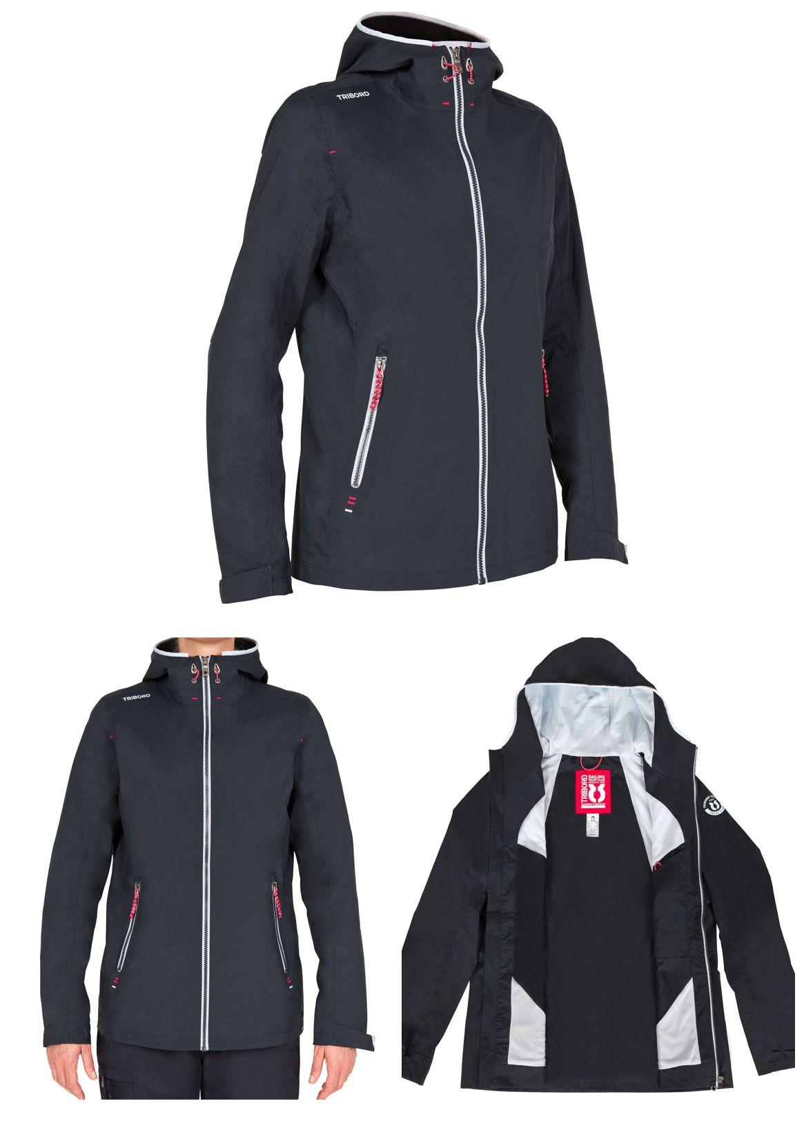 Decathlon Blue Raincoastal Style Collection 201415 My Jacket rOrw7Ex