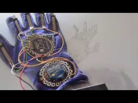 How to make a robotic hand with arduino