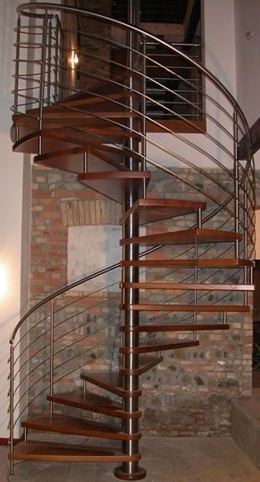 Best Galaxy Bespoke Contemporary Staircase – Spiral Stairs 640 x 480