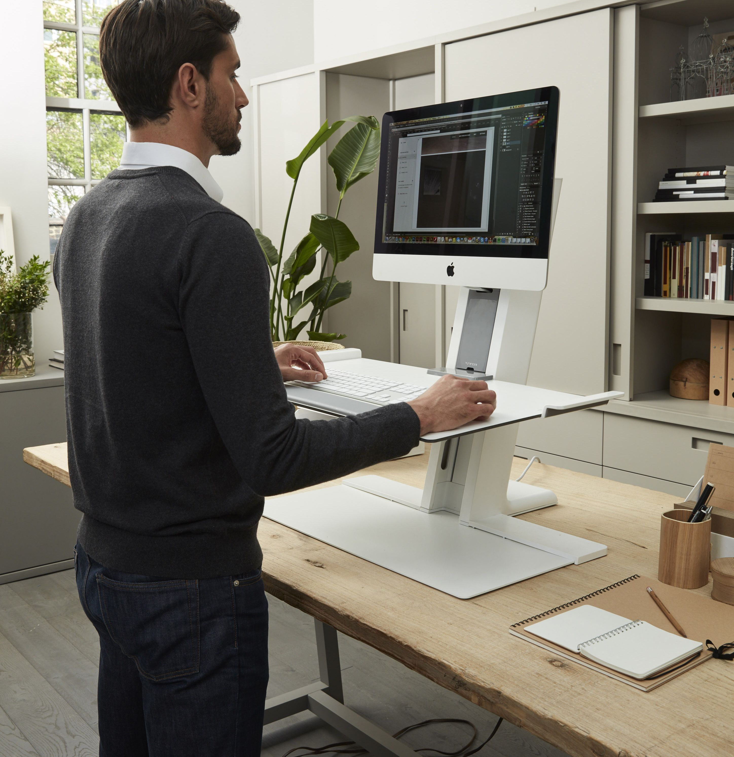 Humanscale Home Office Ideas And Inspiration, Quickstand