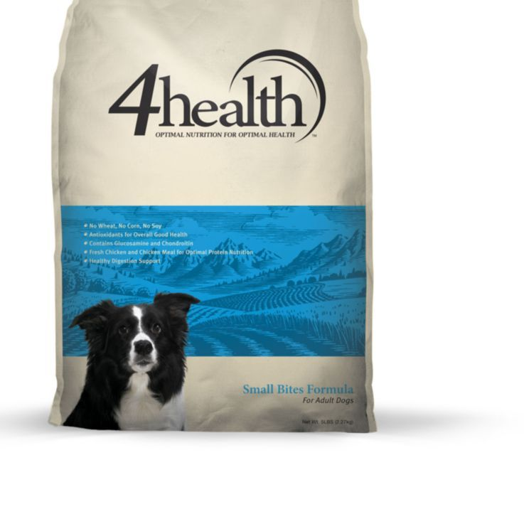 4health Small Bites Formula For Adult Dogs 5 Lb Bag Tractor