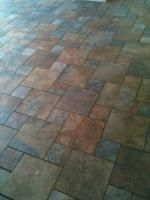 Stonepeak Ceramics Inc 12 X 12 Castle Stone Harvest Glazed Porcelain Floor Tile Flooring Tile Floor Mudroom Flooring