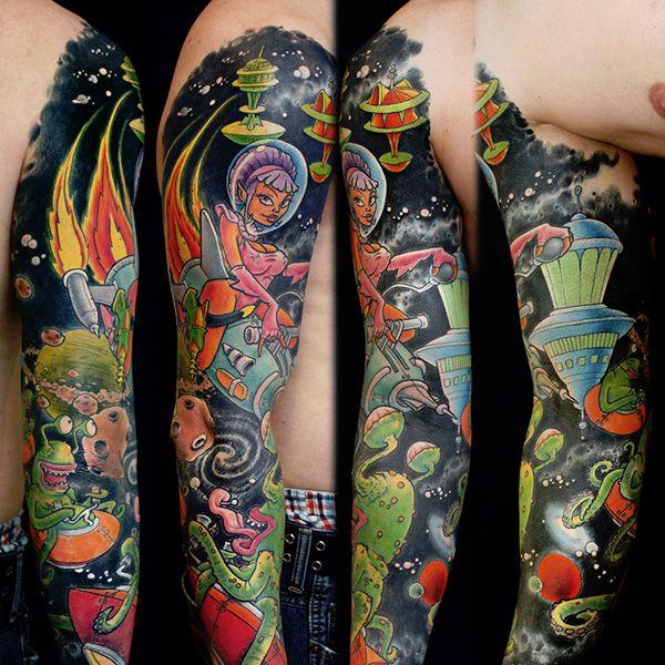 Tattoo Sleeve Ideas 6 Sleeve Tattoos Best Sleeve Tattoos Tattoo Designs