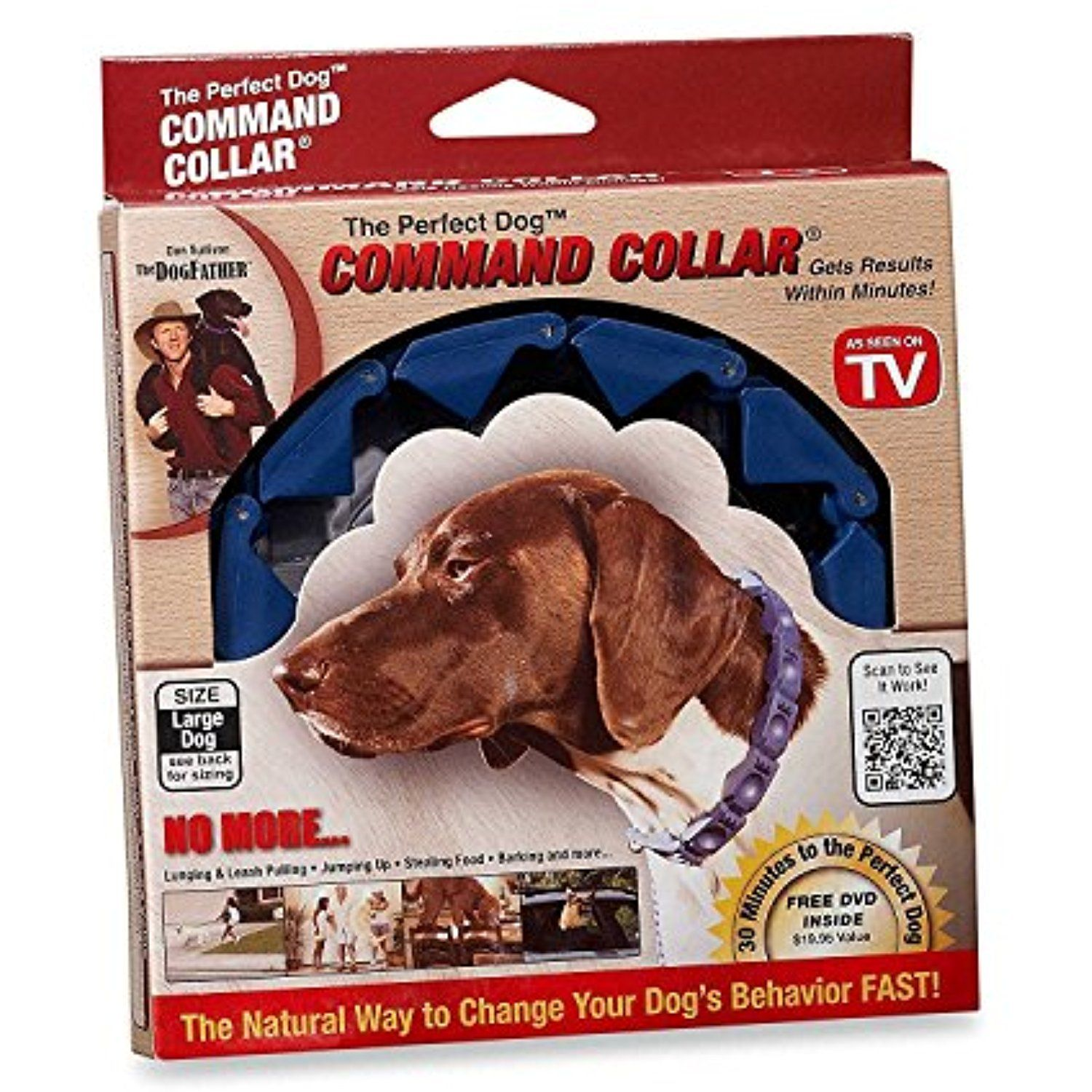 The Perfect Dog Command Collar Large Training System You Can