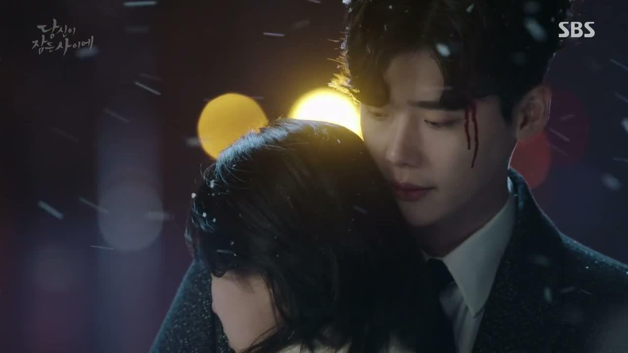 While You Were Sleeping: Episodes 1-2 » Dramabeans Korean ...