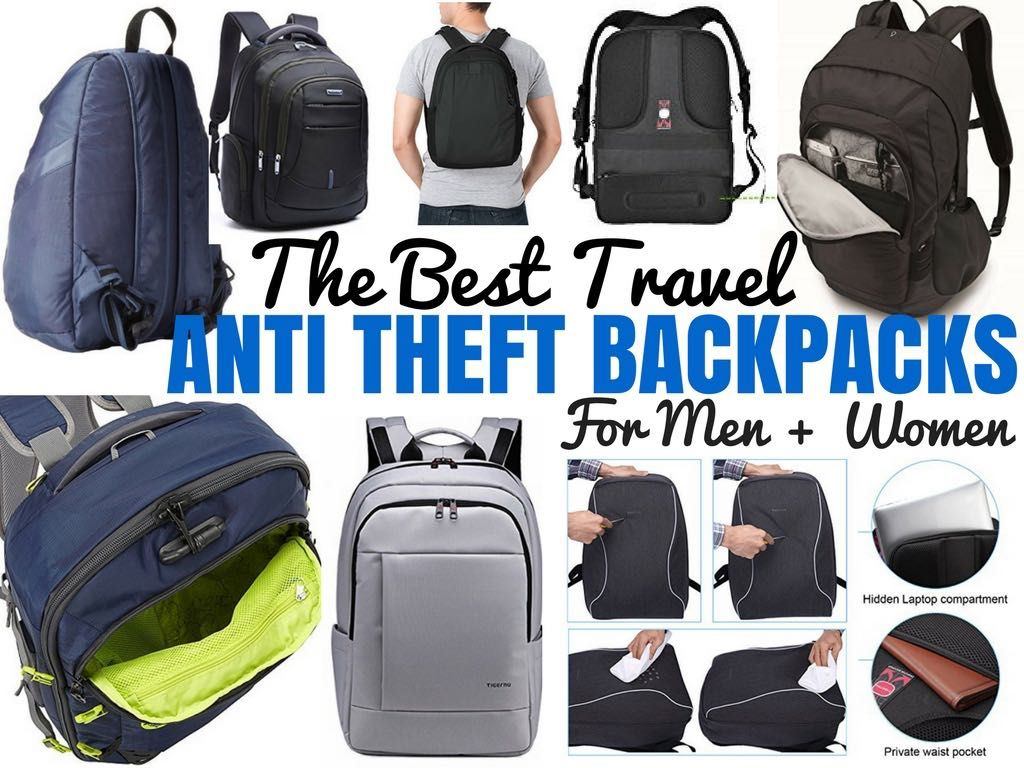 Best Backpacks 2020.2020 Guide To The Best Anti Theft Backpacks For Travel
