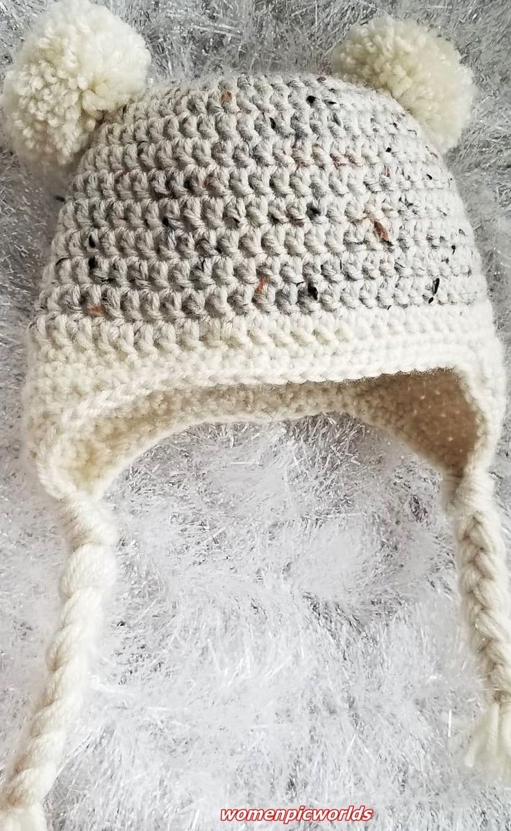 40 Attractive Crochet Hats Models. These Hats Really Wonderful Page 4 - Hats -