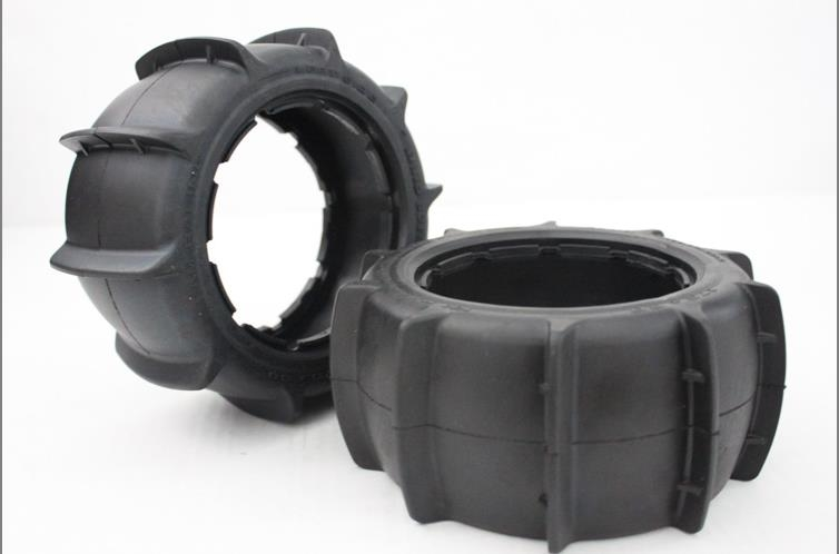 (39.00$)  Watch here - http://aingn.worlditems.win/all/product.php?id=32601693644 - Rc Car Desert Rear wheel tire ( 2pcs/set) for baja 5t/5sc