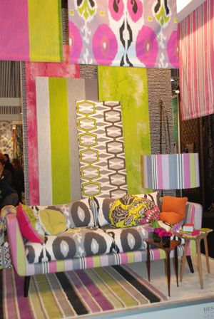 Latest Design Trends from Paris | Designers guild, Display and Showroom