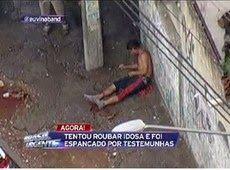 Galdino Saquarema Noticia: Homem tenta assaltar idosa e é espancado em SP