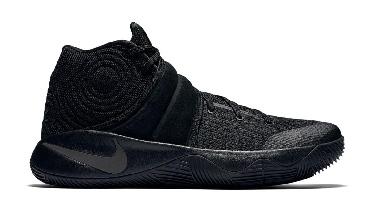 buy online 562fb d1940 Nike Kyrie 2 Triple Black | Style Essentials | Nike kyrie ...
