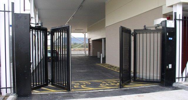 House Auto Gate Design Gate Design Modern Fence Bamboo Fence