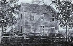 Betty and Abigail williams house