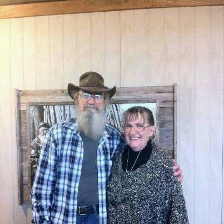 Si and Christine Robertson, JACK!!