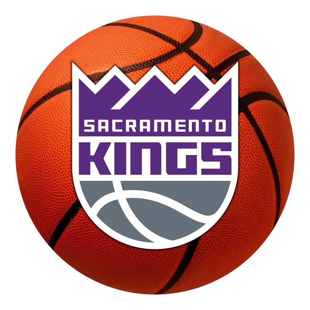 FANMATS NBA Sacramento Kings Vinyl Utility Mat
