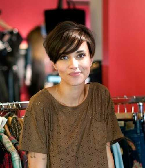 Top 20 Cute Short Hairstyles You will Love | Frisur | Cute ...