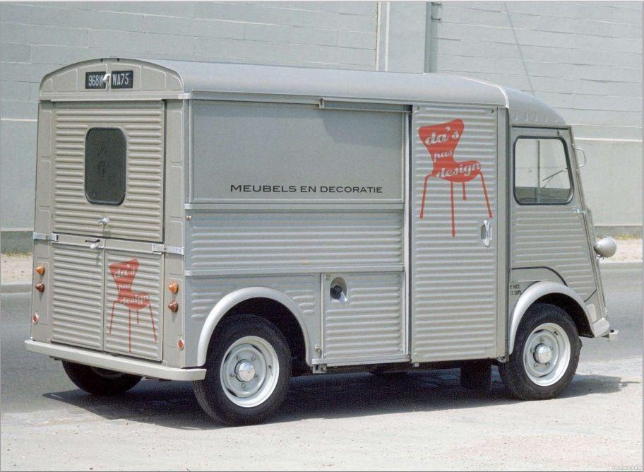 Deens Design Meubels : De bedrijfswagen van daspasdesign webshop voor vintage retro en