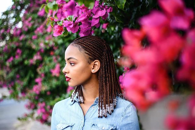 Pin By Spaxx On B E A Utiful Braids With Beads Natural
