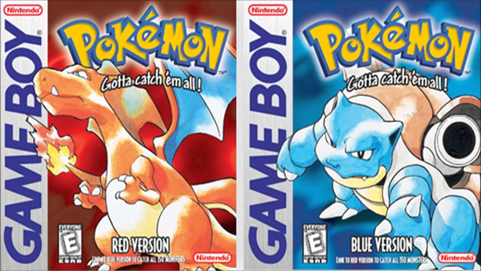 Retro Review Pokemon Red Blue Game Design Junkie Pokemon Red Blue Pokemon Red Pokemon Red Blue Yellow