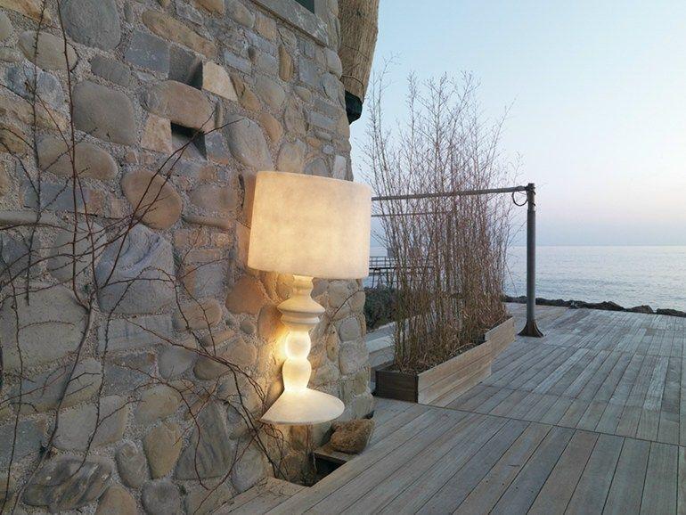 Lampade In Vetroresina : Lampada da terra in vetroresina alibabig lampada da terra