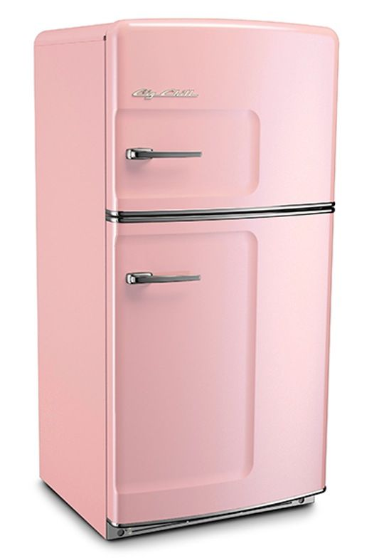 Top 10 Candy Colored Refrigerators For The Coolest Looking Kitchen Retro Refrigerator Vintage Fridge Pink Refrigerator